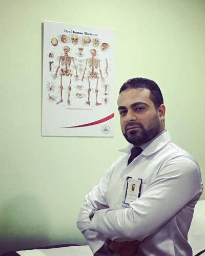 دكتور محمد عماره العلاج الطبيعي