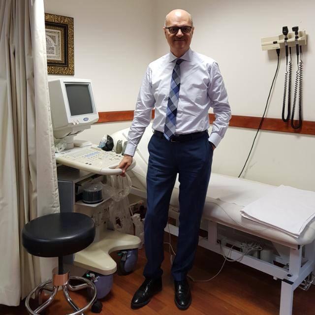 دكتور محمد عرب